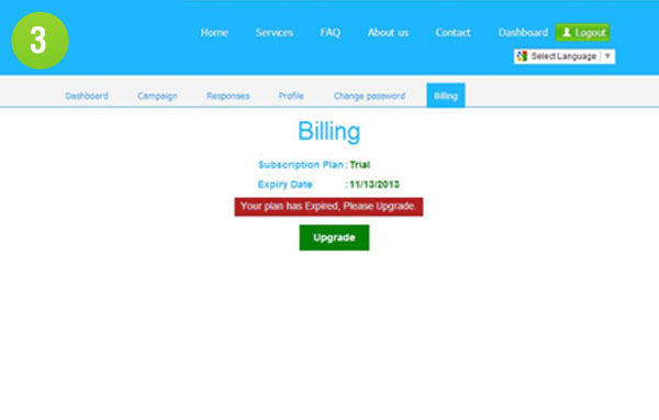 tweet4business – Billing | Using twitter for marketing